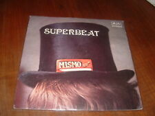 "MISMO "" SUPERBEAT ""   CANZONI BEAT'60    ITALY'78"