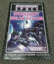 Transhuman Space - Spacecraft of the Solar System GURPS Steve Jackson Games 6706