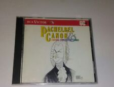 Pachelbel Canon and Other Baroque Hits (CD, Sep-1991, RCA)