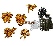 CNC Fairing bolts screws for Suzuki GSXR 1000/600/750 SV1000S SV650S TL1000R/S