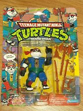 G)1990 PLAYMATES TEENAGE MUTANT NINJA TURTLES 'PANDA KHAN' NIP!
