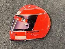 Michael Schumacher Ferrari F1 Formel1 Pin Anstecker Anstecknadel Helm rot