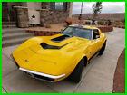 1969 Chevrolet Corvette 365 HP 454 CI V8 1969 Chevrolet Coupe Classic 365HP 4 Speed Manual Power Windows Custom Paint