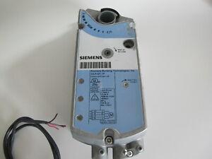 SIEMENS GCA161.1P Spring Return Electric Actuator,142 lb-in.