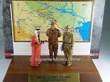 Corgi Forward March 1 32 Cc59192 Gen Schwarzkopf De La Billiere & King Fahd