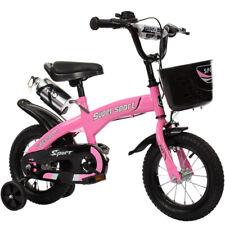 12 Zoll Kinderfahrrad mit Stützräder Kinderrad Fahrrad Spielrad