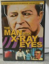 The Man With The X-Ray Eyes (DVD, 2008) RARE 1963 SCI FI HORROR BRAND NEW