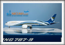 "Gemini200 - JC Wings 1:200 Oman Air Boeing 787-9 Dreamliner ""A4O-SC"" LH2118"