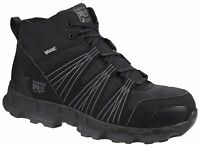Timberland Pro Powertrain Mid Safety Mens Hiker Steel Toe Cap Work Boots UK6-12
