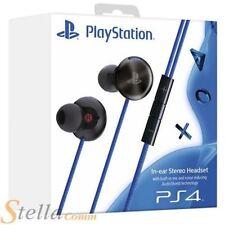 Auriculares en negro Sony PlayStation 4 para consolas de videojuegos