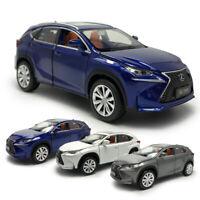1:32 Lexus NX 200T Die Cast Modellauto Auto Spielzeug Model Sammlung Pull Back