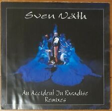 "Sven Vath An Accident In Paradise 12"" Spooky / William Orbit & Spicelab Remixes"