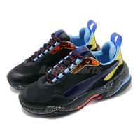 Puma Thunder Space Black Blue Yellow Gold Chucky Shoes Sneakers 370768-01