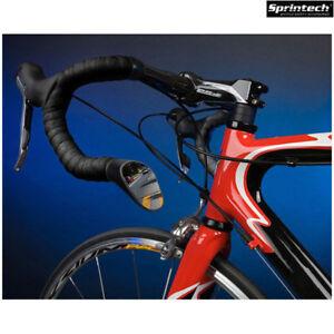 Sprintech Racing Road Mirrors - Black - Per Pair