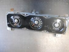 USED 1968 FORD FAIRLANE TORINO DASH CLUSTER