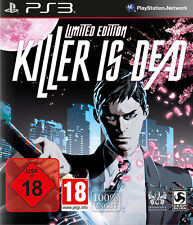 Killer is Dead - Limited Edition PS3