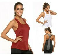 Women Tank top for Workout Yoga Sport Fitness Gym