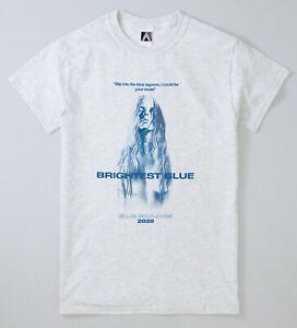 Ellie Blue T Shirt Brightest Starry Power Tour Tee 2020 Music Delirium Power Top
