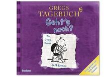 Gregs Tagebuch 05. Geht´s noch? von Jeff Kinney (2011)