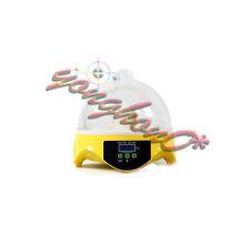 7 Egg Mini Automatic Digital Micro Incubator Home Chicken Duck Bird Hatch Tool