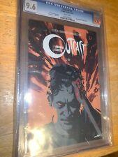 Outcast #1, Cgc 9.6, graded Nm+, 1st print