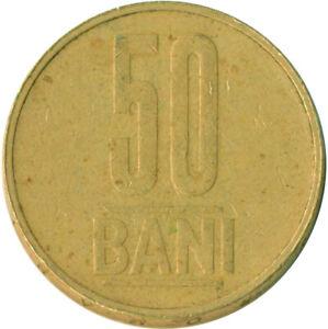 COIN / ROMANIA / 10 BANI 2006   #WT10202