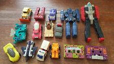 Mini Transformers And More Vintage Toy Lot