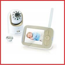 "NEW - Infant Optics DXR-8 Pan / Tilt / Zoom 3.5"" Video Baby Monitor Camera - NEW"