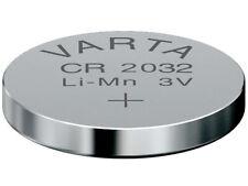 Pila Batteria Tampone CR2032 CR 2032 Coin CMOS Battery Batteria Varta