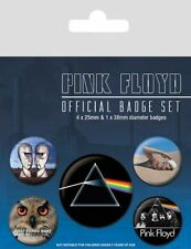 Pink Floyd Rock Music Memorabilia Badges/Pins