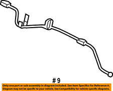 FORD OEM 08-10 E-350 Super Duty 6.0L-V8-Battery Cable Protector 4C2Z14277AA