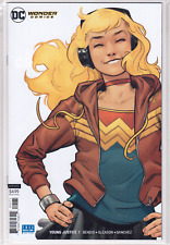 YOUNG JUSTICE #1 (2019) Evan Shaner Wonder Girl VARIANT Cover G 1st Print NM
