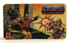 1988 Mattel Masters Of The Universe JITSU & HE-MAN VINTAGE STICKER Spain excl.