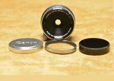 Canon 28 2.8 LTM M39 Leica a Vite Canon RF leica m