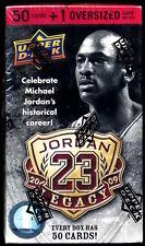 2009-10 Upper Deck Jordan Legacy Basketball Factory Sealed Box