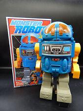 vintage Horikawa Japan MONSTER ROBOT battery operated toy original version MIB !