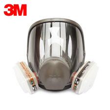 Original 3M 6800 Full Face Vapor Dust Mask Respirator 6800 Spray Paint  UK