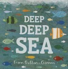 Deep Deep Sea, Frann Preston-Gannon, New Book