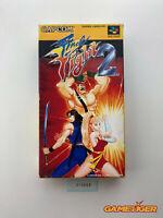 FINAL FIGHT 2 Nintendo Super Famicom SFC JAPAN Ref:315668