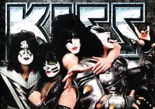 Kiss rock band A3 art print poster YF5303