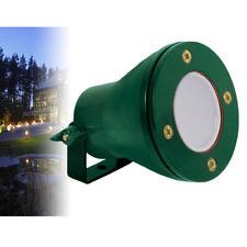 Unterwasserstrahler Teichleuchte Unterwasserleuchte 3m Tiefe LED Halogen GX5,3