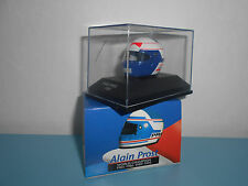03.09.16.5 Alain Prost world champion casque 1987 MINICHAMPS