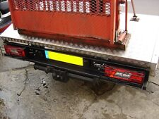 FORD TRANSIT LUTON/DROPSIDE/TIPPER/PICKUP  REAR LIGHT GUARDS 2013 to 2016