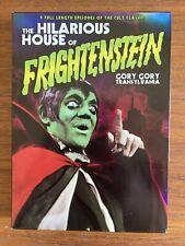 Hilarious House of Frightenstein - Gory Gory Transylvania 3-DVD SET OOP