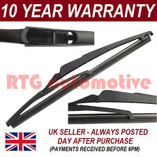 FOR VAUXHALL OPEL ASTRA H MK5 GTC 2004-11 3 DOOR HATCHBACK REAR BACK WIPER BLADE