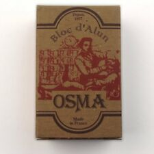 Osma After Shave Alum Stick Styptic Block 75g facial toner Potassium Alum -