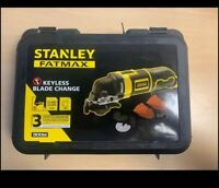 STANLEY FATMAX FME650K Tool Multifunction Oscillating 300W **BRAND NEW SEALED**
