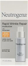 Neutrogena Rapid Wrinkle Repair Moisturizer, SPF 30, 1 fl oz