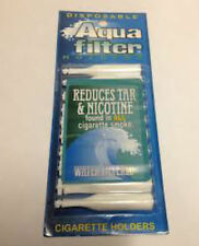3-Aqua Water Filter Cigarette Filters -( 10 in 1pack ) total 30 filters