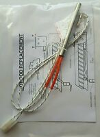1200 Degree IGNITER for TRAEGER PELLET STOVES INCLUDE FUSE AND INSTRUCTIONS USA